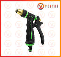 Пистолет для полива Presto-PS насадка на шланг 7205 (метал)