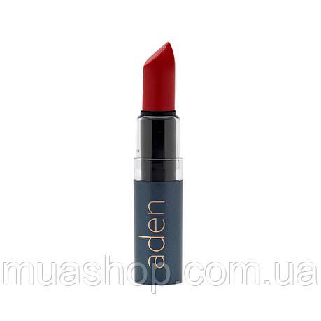 Aden Помада увлажняющая 314 Hydrating Lipstick (14/Blood Red) 3,5 gr, фото 2