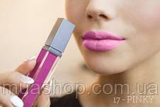 Aden Жидкая устойчивая помада Liquid Lipstick (17/Pinky) 8,4 g, фото 2