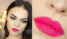 Aden Жидкая устойчивая помада Liquid Lipstick (17/Pinky) 8,4 g, фото 3