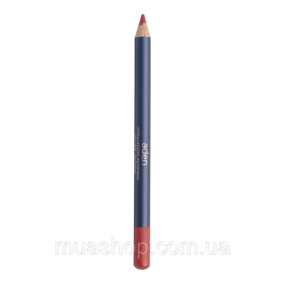 Aden Карандаш для губ 032 Lipliner Pencil (32/NECTARINE) 1,14 gr