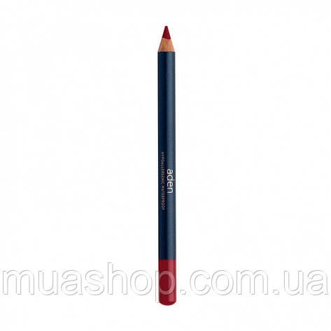 Aden Карандаш для губ 044 Lipliner Pencil (44/CYCLAMEN) 1,14 gr, фото 2