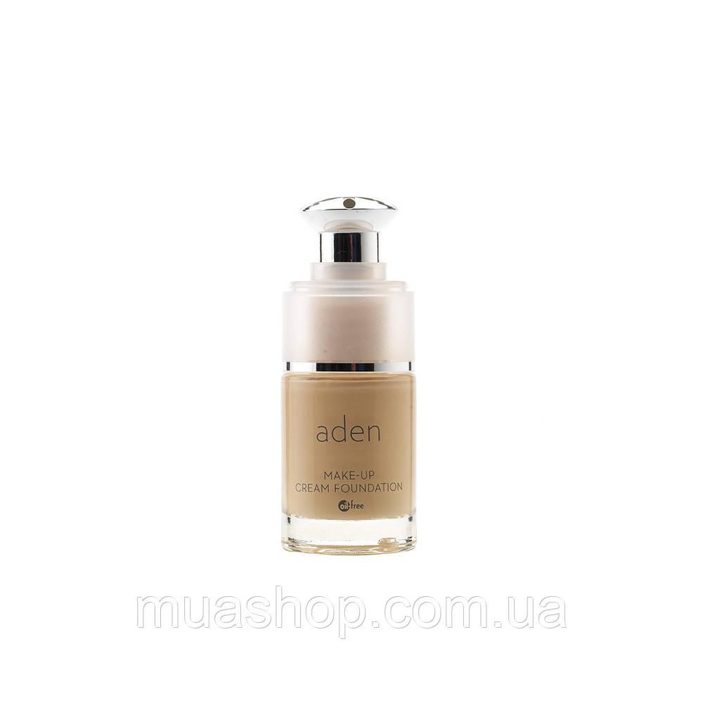 Aden Тональная основа 221 Cream Foundation (01/Nude) 15 ml