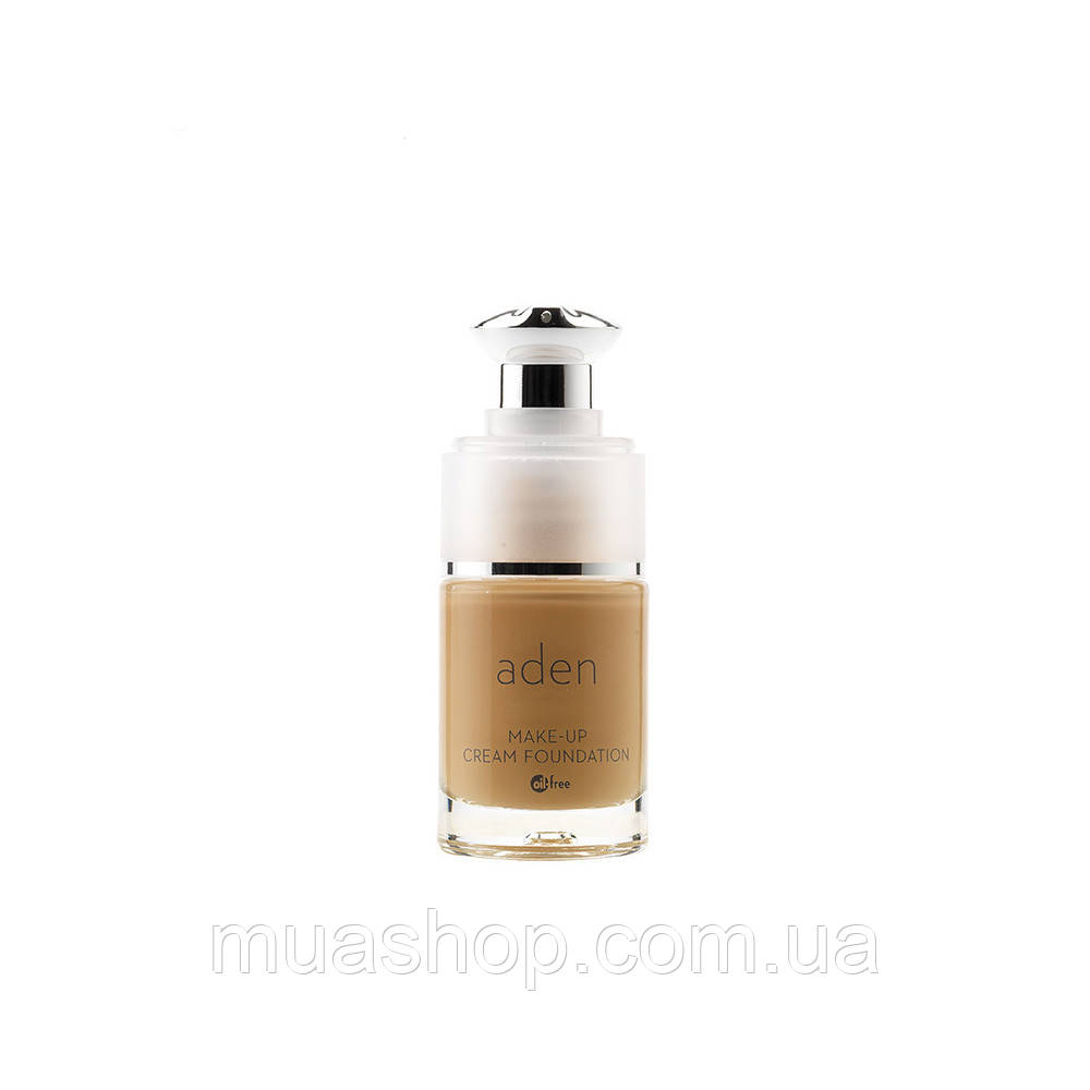 Aden Тональная основа 227 Cream Foundation (07/Porcelain) 15 ml