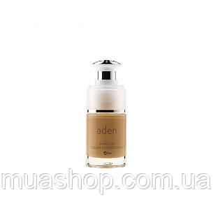 Aden Тональная основа 227 Cream Foundation (07/Porcelain) 15 ml, фото 2