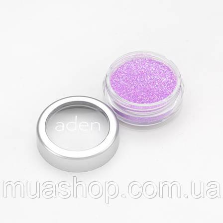 Пудра для лица с глитером 760 Glitter Powder (10/Nymph) 5 gr, фото 2