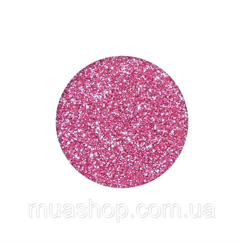 Aden Пудра для лица с глитером 762 Glitter Powder (12/Candy Pink) 5 gr
