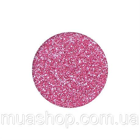 Aden Пудра для лица с глитером 762 Glitter Powder (12/Candy Pink) 5 gr, фото 2