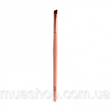 Aden Кисточка для бровей 087 Eyebrow Brush (Pink), фото 2