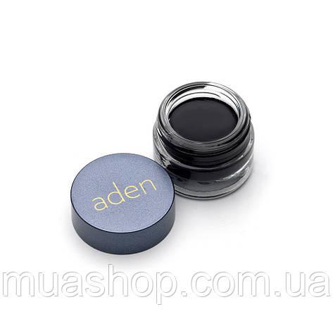 Aden Подводка-гель для глаз 101 Gel Eyeliner (01/Black) 2,5 gr, фото 2
