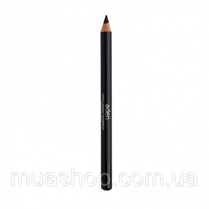 Aden Карандаш для глаз 000 Eyeliner Pencil (00/DEVIL) 1,14 gr