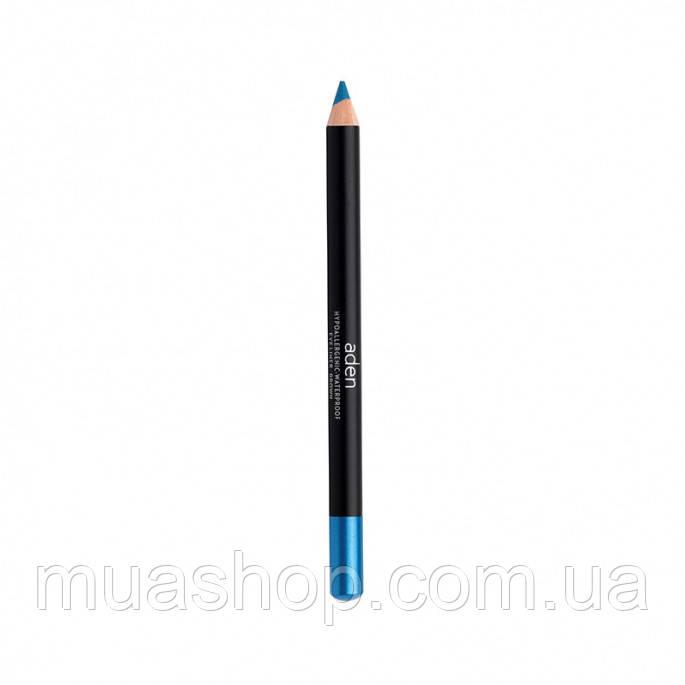 Aden Карандаш для глаз 007 Eyeliner Pencil (07/LAGOON) 1,14 gr
