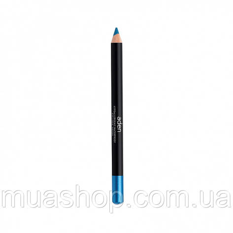 Aden Карандаш для глаз 007 Eyeliner Pencil (07/LAGOON) 1,14 gr, фото 2