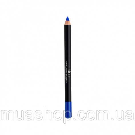 AdenКарандаш для глаз 008 Eyeliner Pencil (08/OCEAN) 1,14 gr, фото 2