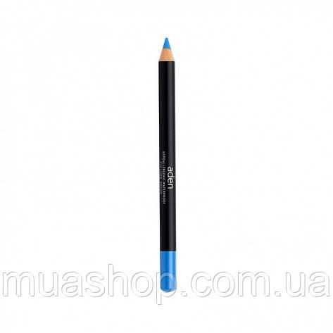 Aden Карандаш для глаз 009 Eyeliner Pencil (09/CORAL) 1,14 gr, фото 2
