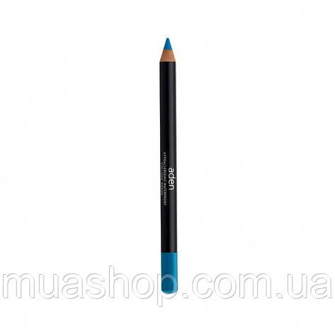Aden Карандаш для глаз 024 Eyeliner Pencil (24/EMERALD) 1,14 gr, фото 2