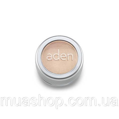 Aden Тени для глаз 7883 Pigment Powder/ Loose Powder Eyesh. (23/Shell) 3 gr, фото 2