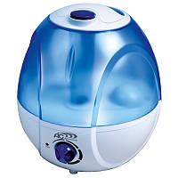 Увлажнение воздуха в доме/офисе с прибором SK-6202, объём 3 л, максимальная скорость распыления 200 мл/ч
