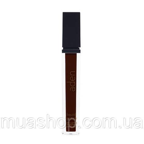 Aden Жидкая устойчивая помада 202 Liquid Lipstick  (32/Honolulu )  7 ml, фото 2