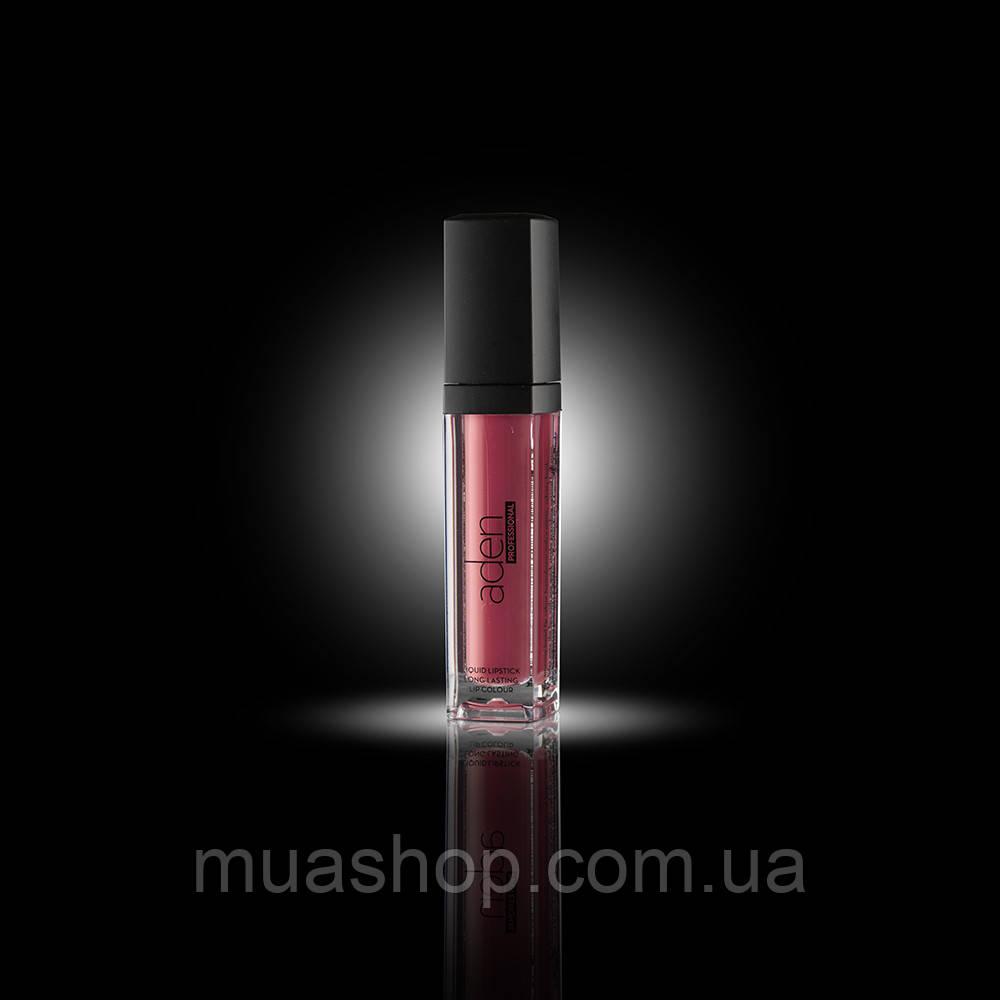 Aden Жидкая устойчивая помада Pro 282 Liquid Lipstick Pro (12/Brink Pink) 4 ml