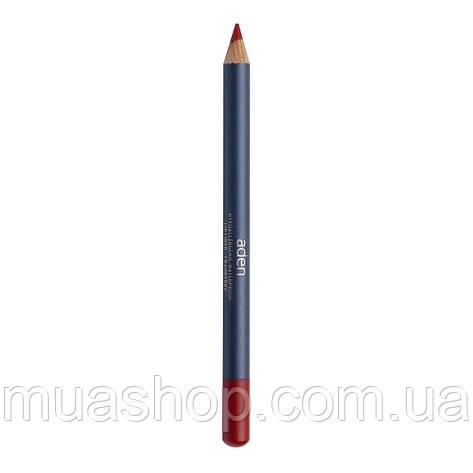 Aden Карандаш для губ 047 Lipliner Pencil (47/CRANBERRY) 1,14 gr, фото 2