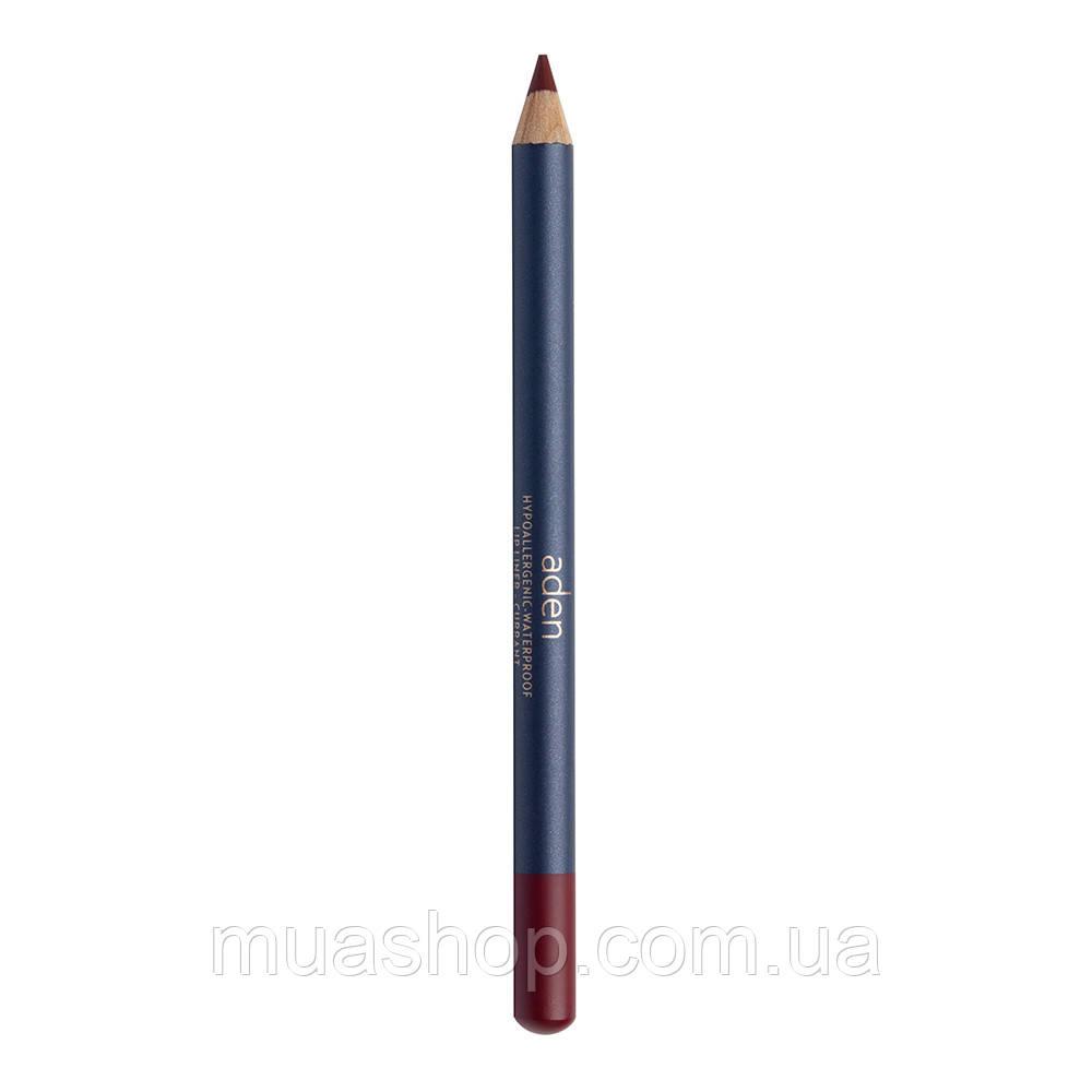 Aden Карандаш для губ 051 Lipliner Pencil (51/CURRANT) 1,14 gr
