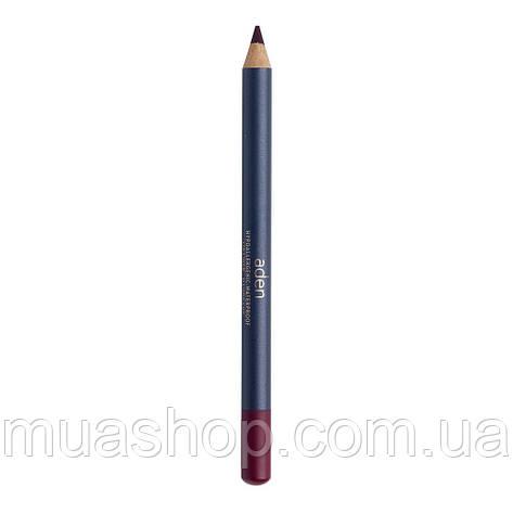 Aden Карандаш для губ 052 Lipliner Pencil (52/MAHOGANY) 1,14 gr, фото 2