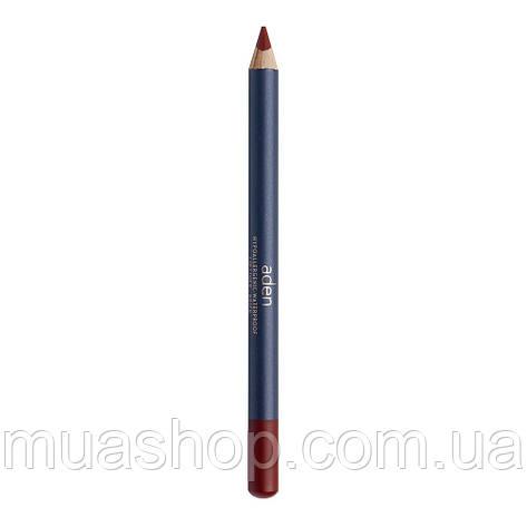 Aden Карандаш для губ 053 Lipliner Pencil (53/BRICK) 1,14 gr, фото 2