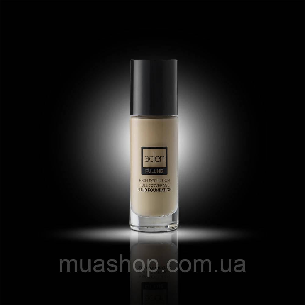 Full HD Fluid Foundation 252 (02/Ivory) 20 ml