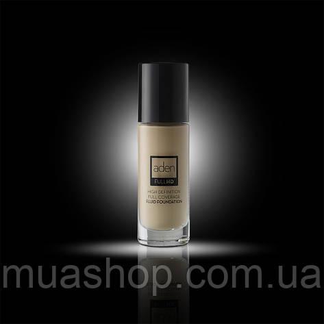 Full HD Fluid Foundation 252 (02/Ivory) 20 ml, фото 2