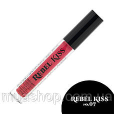 Rebel Kiss Жидкая матовая помада №07, фото 2