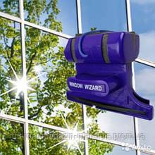Window Wizard магнитная щетка для мытья окон c двух сторон, Виндоу Визард для стеклопакетов