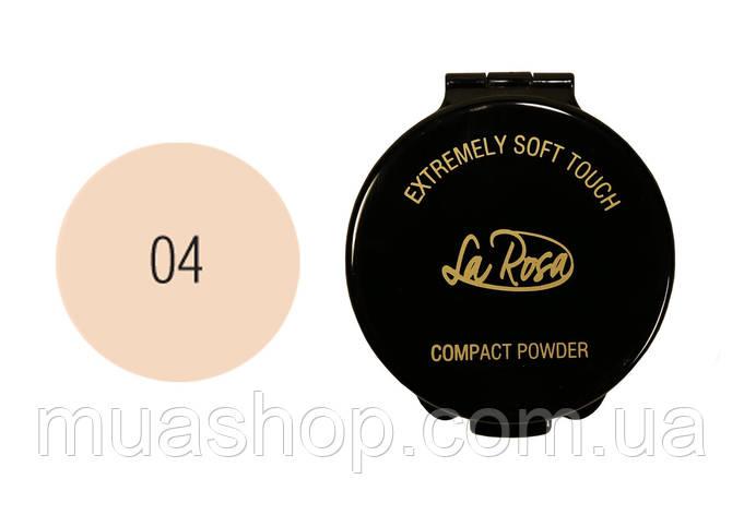 Пудра компактная La Rosa Extremely Soft Touch (LP 902-4), фото 2