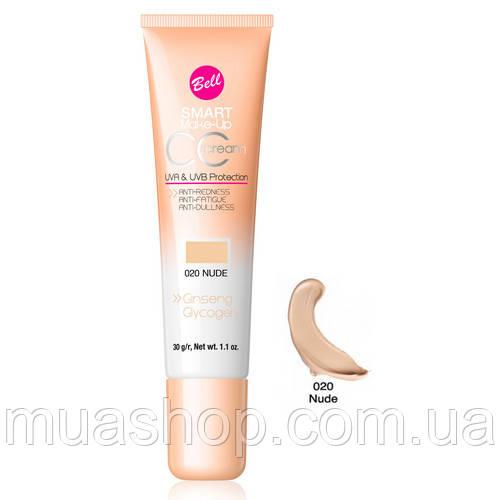 Тональный флюд CC Cream Smart №20 (Nude)30гр