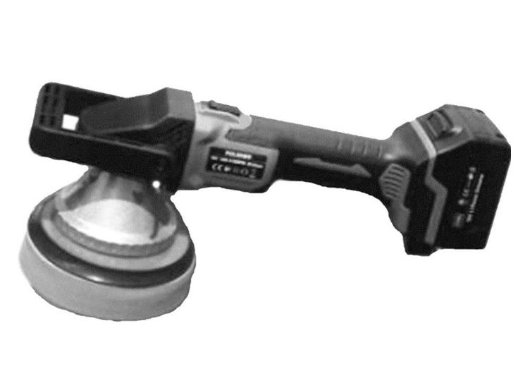 Аккумуляторная ротационно-эксцентриковая полировальная машина Титан TDA15-18B Brushless