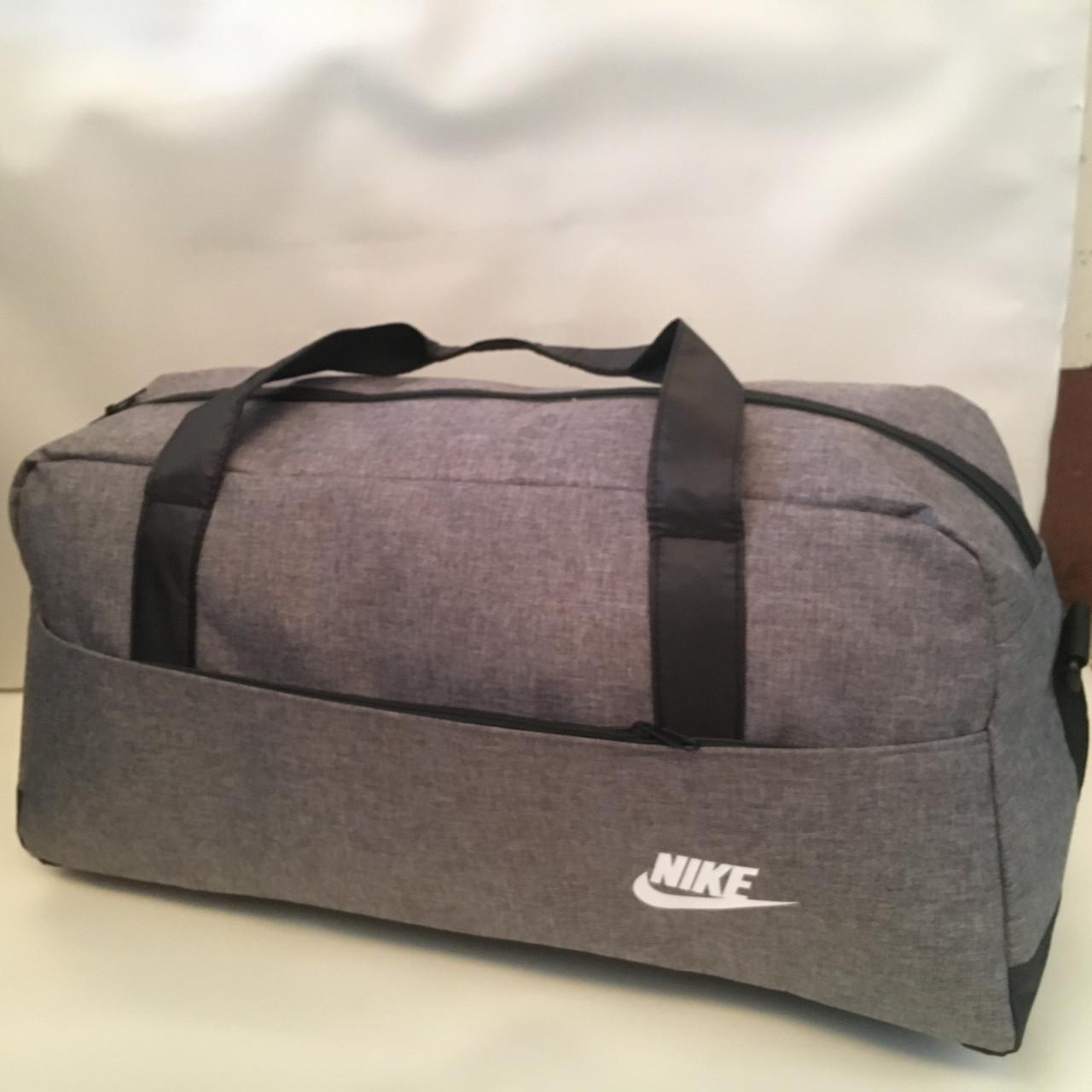 177f6871 Сумка спортивная Nike Текстиль Высококлассные/Спортивная- дорожная сумка с  нашивкой (Nike) 24