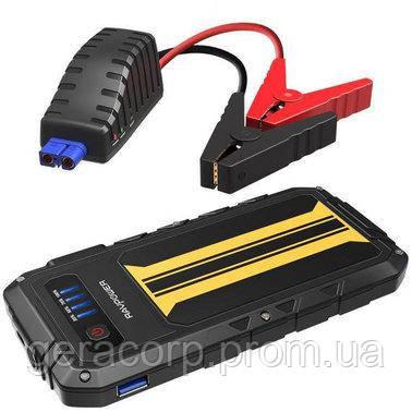 Внешний аккумулятор RavPower Car Jump Starter 8000mAh 300A Peak Current Quick Charge 3.0 Black/Yellow (RP-PB00