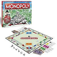 Класична Монополія оригінал Хасбро Monopoly Classic Game Hasbro, фото 1