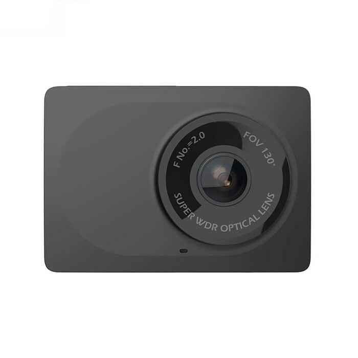 Видеорегистратор Xiaomi YI Compact Dash Camera Black YCS1.A17 130 градусов International edition