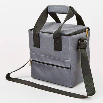 Термосумка (сумка-холодильник) с мягкой термоизоляцией 20л (р-р 32х32х20 см)
