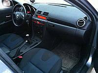 Ковер салона Mazda 3 sedan