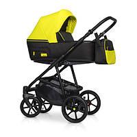 Дитяча коляска Riko Swift Neon 2 в 1 (Ріко Свіфт Неон Жовта)