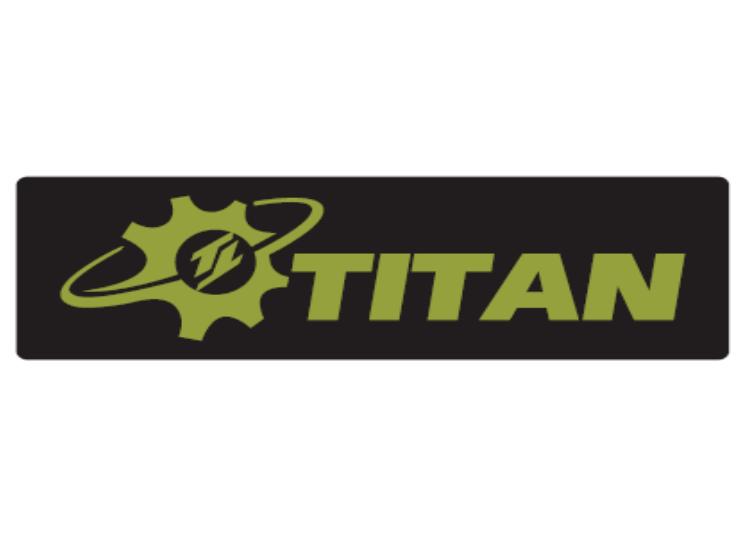 Ротационно-эксцентриковая полировальная машина Титан TDA09 (720 Вт)
