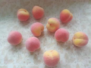 Персик, 4 см