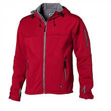 Куртка с капюшоном мужская тм Slazenger \ es - 33306 Красный