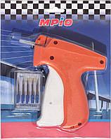 """Пистолет для бирок """"MPIO"""" + 5 запасных игол!"""