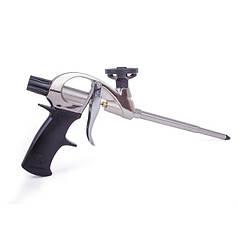 Пистолет для пены с тефлоновым покрытием держателя баллона + 4 нас.