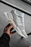Чоловічі кросівки Adidas ZX930 x EQT, White, фото 3