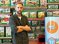 Интервью с Даниэлем Мауритзоном, дизайнером игрушек BRIO