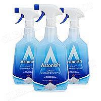 Astonish Daily Shower Shine - Средство для душевых кабин с антибактериальным эффектом 750 мл